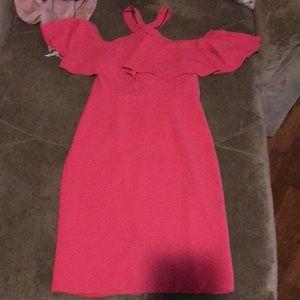 Pink sugar lips dress